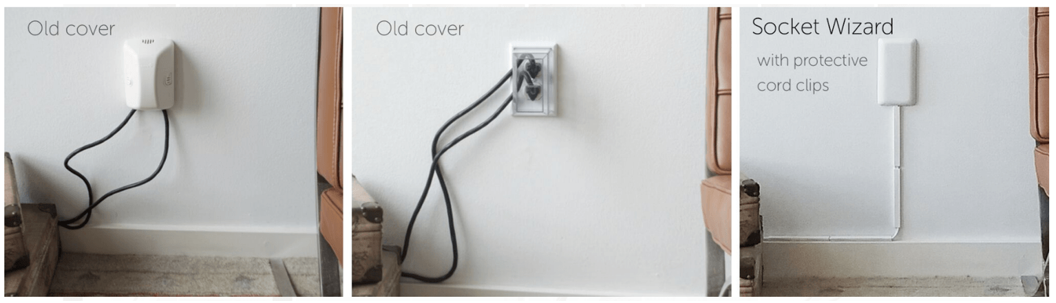 Child proof outlet comparison - sleek socket's superior protection is the clear winner